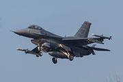SPM 13.02.2015; 90-0827, F-16C, 52nd FW Spangdahlem (Deutschland)
