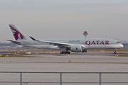 FRA 07.03.2015; A7-ALB; A350-941Qatar Airways