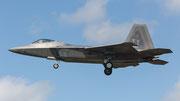 SPM 03.09.2015; 05-4098, Lockheed F-22A, 95th FS Tyndal AFB (FL)