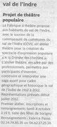 La Nouvelle République - 03.10.2010
