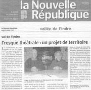 La Nouvelle République - 19.07.2010