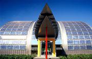 Gelsenkirchen, Shell Solarfabrik
