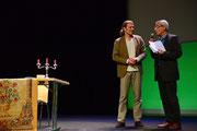 Fabien Rodhain et Ezzedine El Mestiri