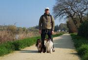 Avec Frodon et Plume