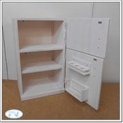 収納にも使える おままごと冷蔵庫 2014-06