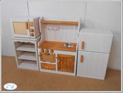 木製おままごとシステムキッチン スーパーホワイト 2014-06