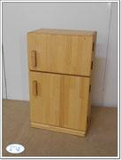 冷蔵庫スタイル収納 ナチュラル 2014-10
