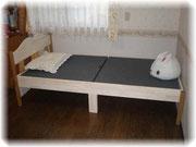オリジナル シングルベッド