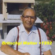 WALTER BRITSCHGI