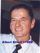 ALBERT STIERLI