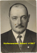 ALBERT VOLLENWEIDER