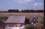 Der Bauernhof in der Übersicht.