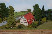 Das zweite Siedlungshaus
