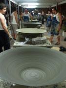 Европейская выставка керамики и чемпионат мира по гончарству в Фаэнце.