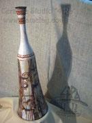 3-022. Напольная ваза «Неолит».