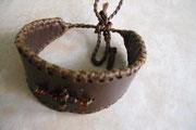 Bracelet cuir N° 2