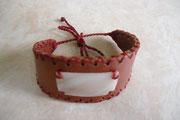 Bracelet cuir N° 5