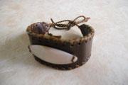 Bracelet cuir N° 4