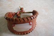 Bracelet cuir N° 3