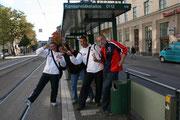 Gudd gelaunt zu Helsinkin (deel vum HSV)