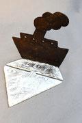 """""""A chacun son rêve"""", sculpture en bronze, JP Douziech"""