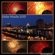 Kieler Feuerwerk Silvester 2012