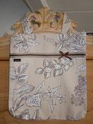 Einkaufstasche für den Herbst