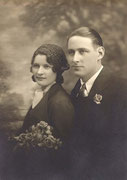 Pearl and Arthur John Ribbens