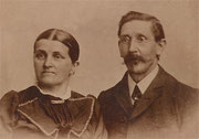 Bertha Auguste Hartmann and Friedrich Wilhelm Fiedler