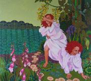 Die Gifternte, 2012, 170 x 150 cm