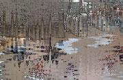 Reflets - Art Numérique - Sous Plexi