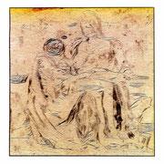 Pietail, 2014, digitale Radierung auf PVC, 100x100 cm, Auflage 3