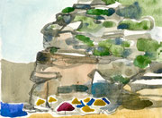 Praia, Sagres