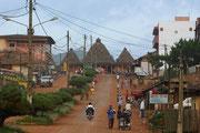 Le Cameroun côté terre
