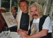 Mit Boogie-Pianist Vince Weber, 2004