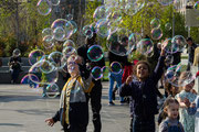 """9eme du public """"Les bulles volent aux quatre vents"""" P.Arnoult"""