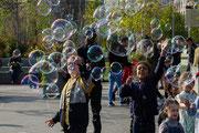 """1er du public """"Les bulles volent aux quatre vents"""" P.Arnoult"""