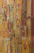 Citadelle, acrylique/toile, 60x80cm
