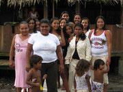Xixuaù, le donne del villaggio