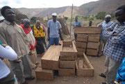 Corsi di apicoltura in Tanzania