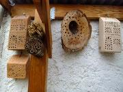 Insekten Hotels Bauen mit der offenen Werkstatt Gudwork