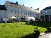 Exposition Chateau de Modave 15 & 16 otobre 2011