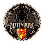 Logo anlässlich 900 Jahr-Jubiläum von Tattendorf