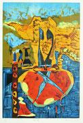 """""""Besitz""""  (2018, Auflage 6, Papiermaß 61x43cm, Druckmaß 45x30cm)"""