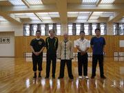 第一回大阪講習会