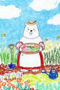 POLAR BEAR MOM for Mother's Day
