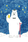 POLAR BEAR DAD for Father's Day