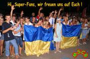Tolle Fans !