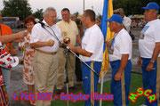 Siegerehrung 2007 in Vishnyjaki / UA