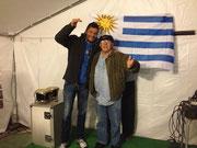 GUSTAVO MUNUA Y ELBIO MUÑIZ LOS CAMPEONES